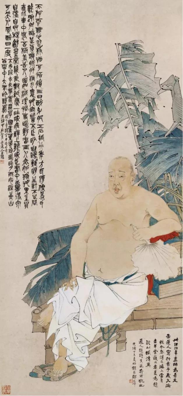 一种建立在线条之上的艺术 | 中国画